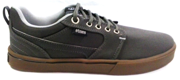 Tênis ETNIES Rap CT Grey/Gum