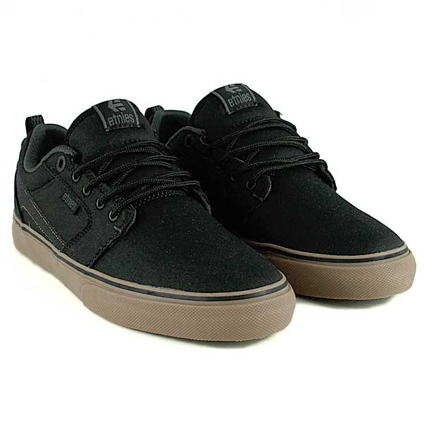 Tênis ETNIES Rap CT Black/Gum
