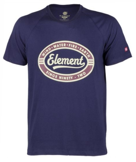 Camiseta Element Upper Marinho