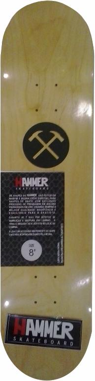 Shape Hammer Logo Preto