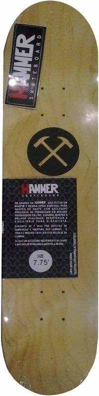 Shape Hammer Martelo Branco 8.0