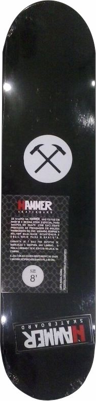 Shape Hammer Cards Aguia 8.0