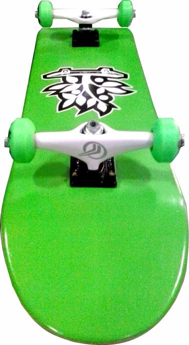Skate Montado Completo Profissional WoodLigth Abec 11
