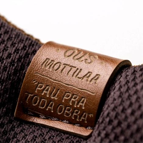 Tênis OUS Mottilaa Whisky Essencial