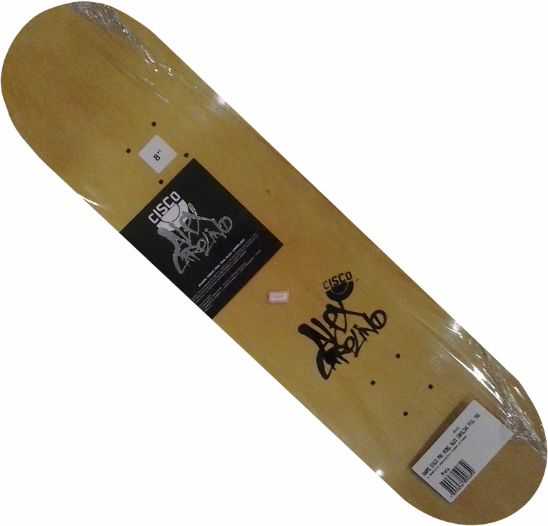 Shape Cisco Pro Model Alex Carolino Foil
