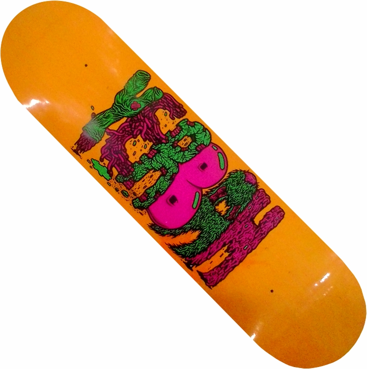Shape de Skate Yerbah  Glesa Ouro