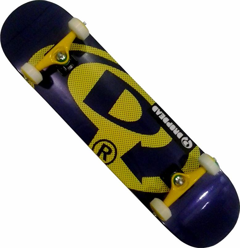 Skate Montado Completo Profissional Drop Dead/Parts