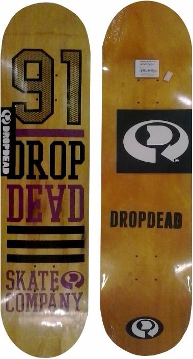 Shape Drop Dead Reverse Wood