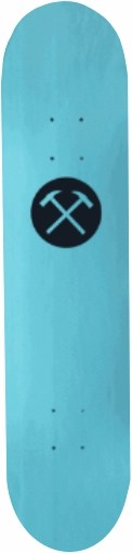 Shape hammer Logotopia - Séries - Azul