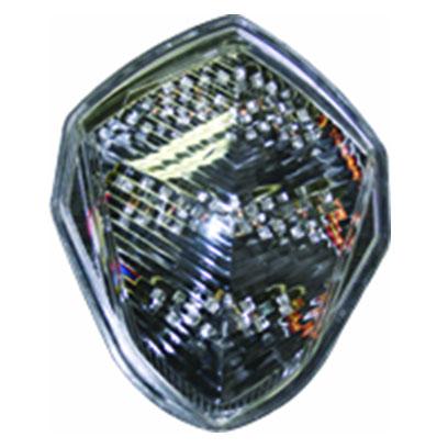 Lanterna Traseira Emgo em Led c/ pisca integ. Srad 1000 03-05  - Nova Centro Boutique Roupas para Motociclistas