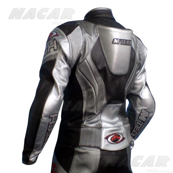 Macacão M-Tech Skorpion cinza  - Nova Centro Boutique Roupas para Motociclistas