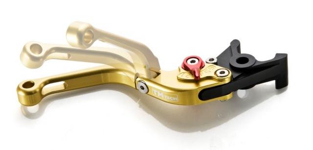 Par de Manete Dobravel Chaft (varias cores)  - Nova Centro Boutique Roupas para Motociclistas