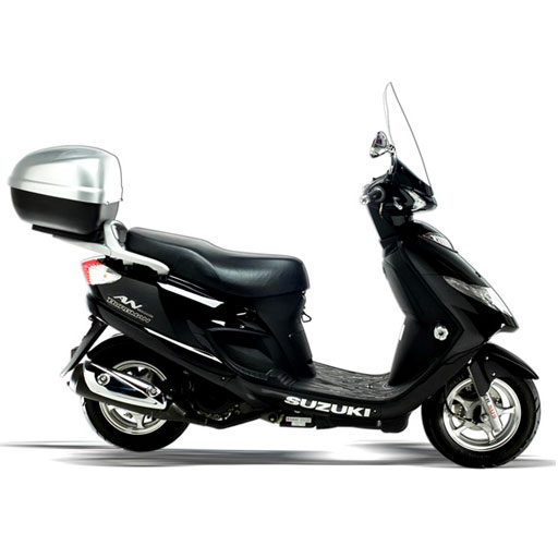 Parabrisa para Burgman 125  Motovisor  - Nova Centro Boutique Roupas para Motociclistas