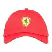 Boné Puma STYFR Ferrari Fanwear Baseball Cap (Vermelho)