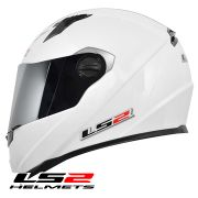 Capacete LS2 FF358 Gloss White
