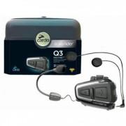 Intercomunicador Cardo Q3 Multiset (2 pç)
