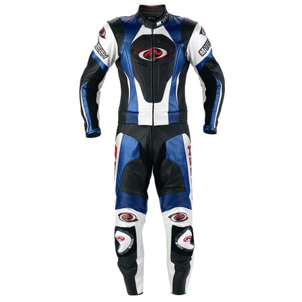Macacão M-tech Skorpion Azul  - Nova Centro Boutique Roupas para Motociclistas