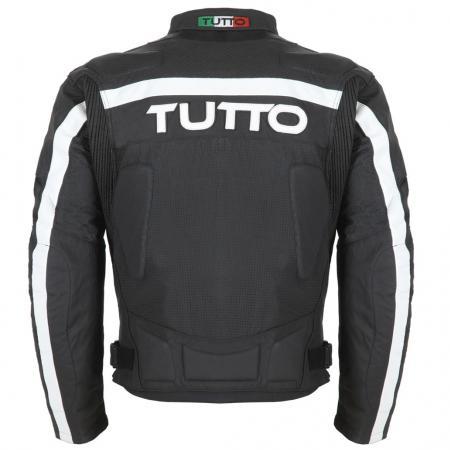 Jaqueta Tutto Tifon 2 Couro  - Nova Centro Boutique Roupas para Motociclistas