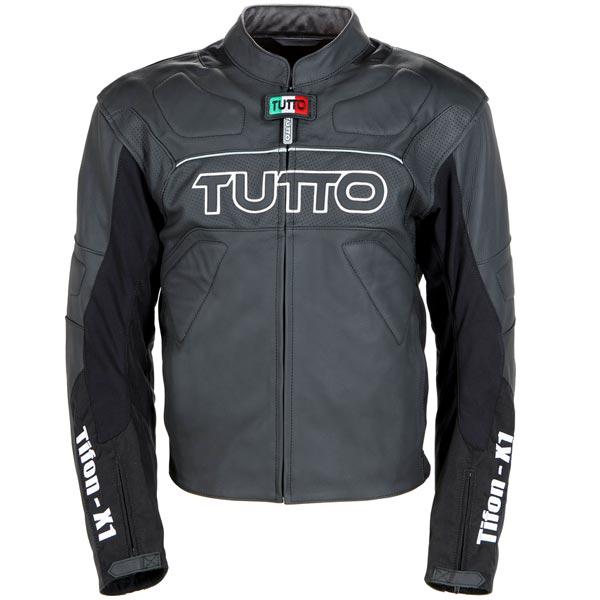 Jaqueta Tutto Moto Tifon 1 Couro  - Nova Centro Boutique Roupas para Motociclistas