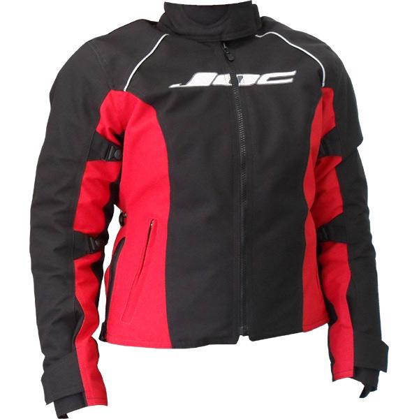 Jaqueta Joc Lady Vermelha  - Nova Centro Boutique Roupas para Motociclistas