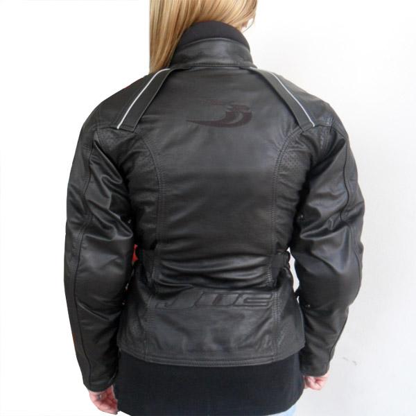 Jaqueta Joc Summer Lady - Couro  - Nova Centro Boutique Roupas para Motociclistas