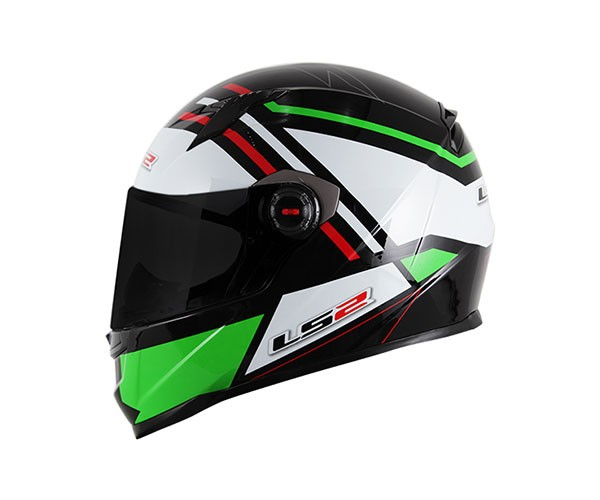 Capacete LS2 FF358 Mohican Verde