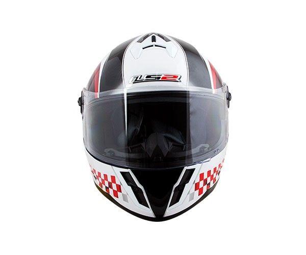 Capacete LS2 FF392 Junior Chrono ( Infantil )  - Nova Centro Boutique Roupas para Motociclistas
