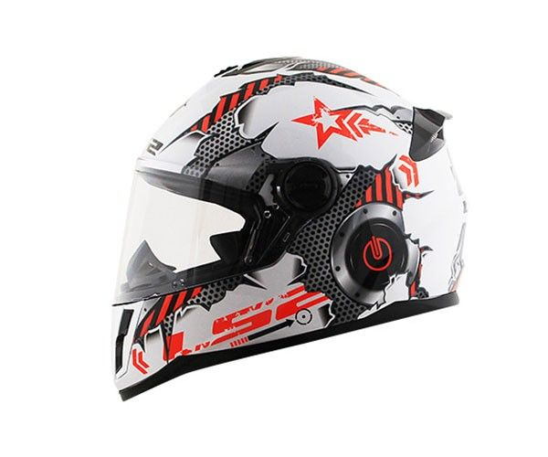 Capacete LS2 FF392 Junior Machine ( Infantil )