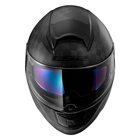 Capacete LS2 FF397 Vector Carbon ( Fibra de carbono )  - Nova Centro Boutique Roupas para Motociclistas