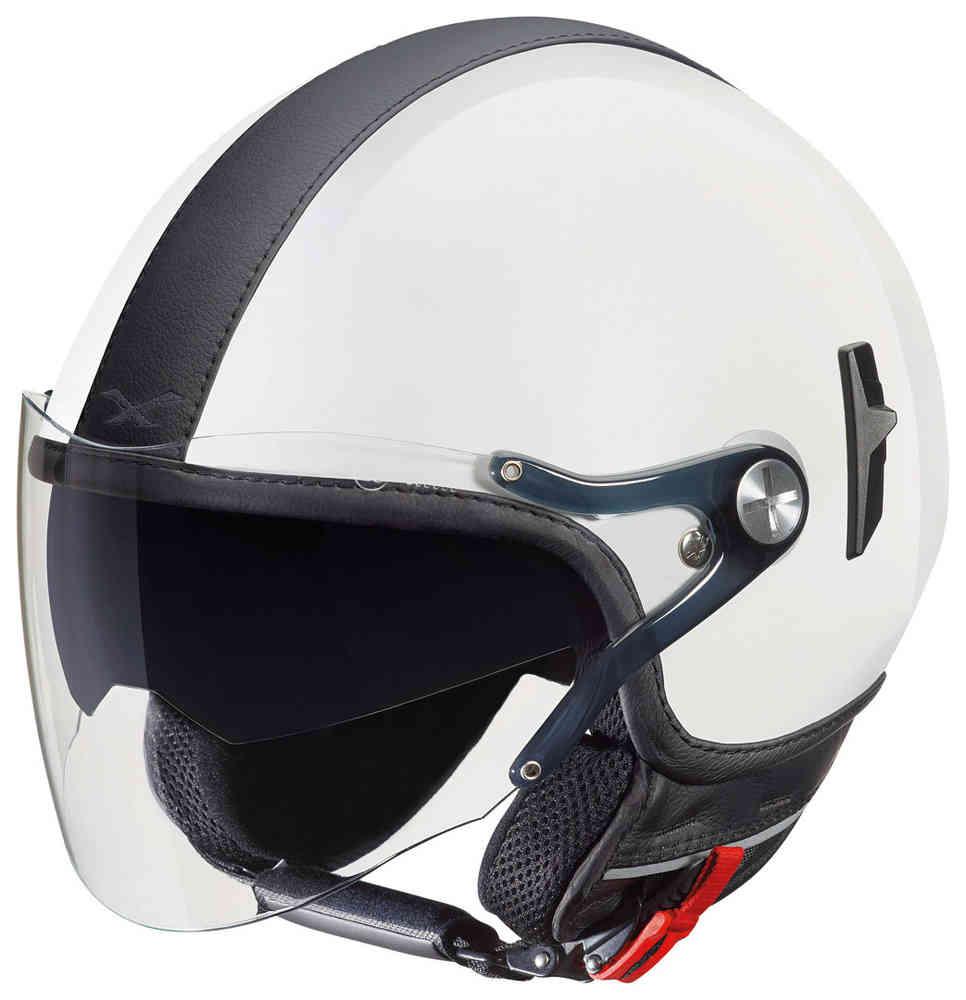 Capacete Nexx X60 Branco/Preto