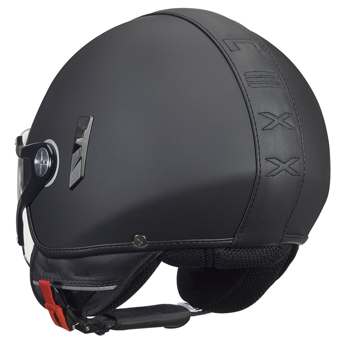 Capacete Nexx X60 Preto Fosco  - Nova Centro Boutique Roupas para Motociclistas