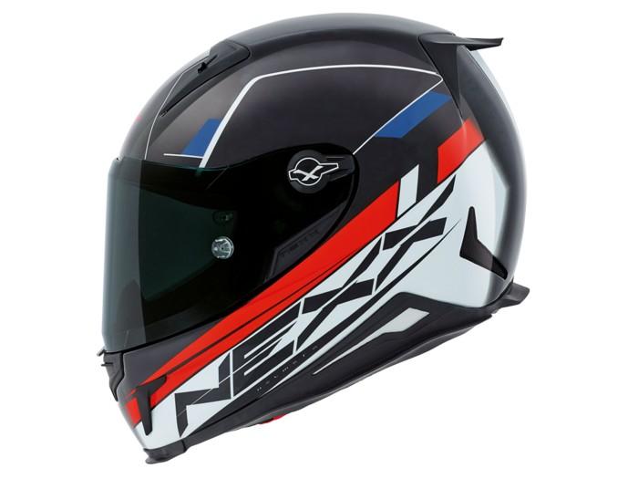 Capacete Nexx XR2 Fuel Casco em X-MATRIX   - Nova Centro Boutique Roupas para Motociclistas