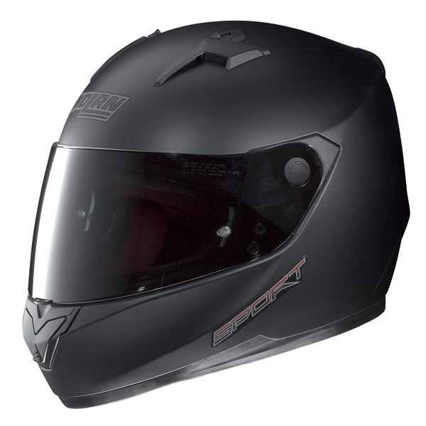 Capacete Nolan N64 Black - Ganhe Balaclava Exclusiva!  - Nova Centro Boutique Roupas para Motociclistas