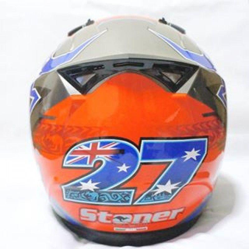 Capacete Nolan N64 Gemini Réplica Stoner Suzuka Scratched Chrome (GANHE BALACLAVA)  - Nova Centro Boutique Roupas para Motociclistas