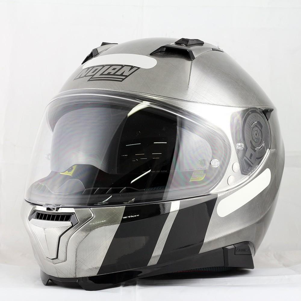 Capacete Nolan N87 Martz Scratched - c/ Viseira Interna  - Nova Centro Boutique Roupas para Motociclistas