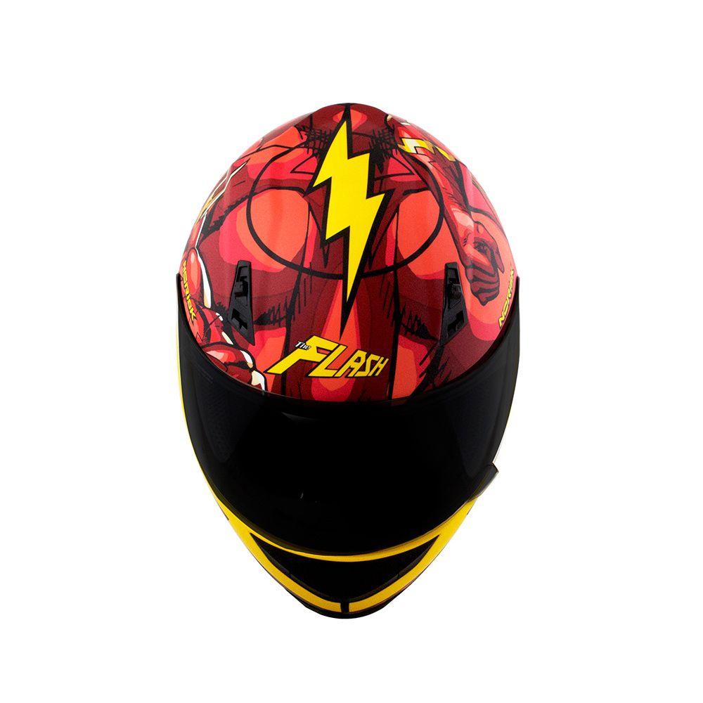 Capacete NoRisk FF391 STUNT - Flash  - Nova Centro Boutique Roupas para Motociclistas