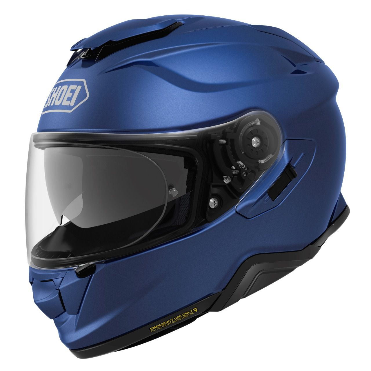 CAPACETE SHOEI GT-AIR II - Azul - Com Anti-Embaçante