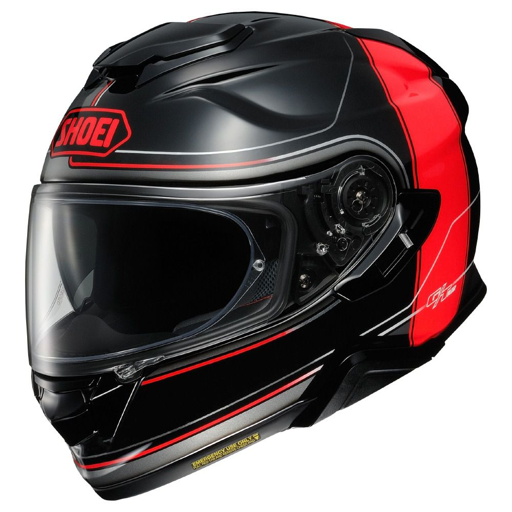CAPACETE SHOEI GT-AIR II Crossbar TC-1 - Com Anti-Embaçante