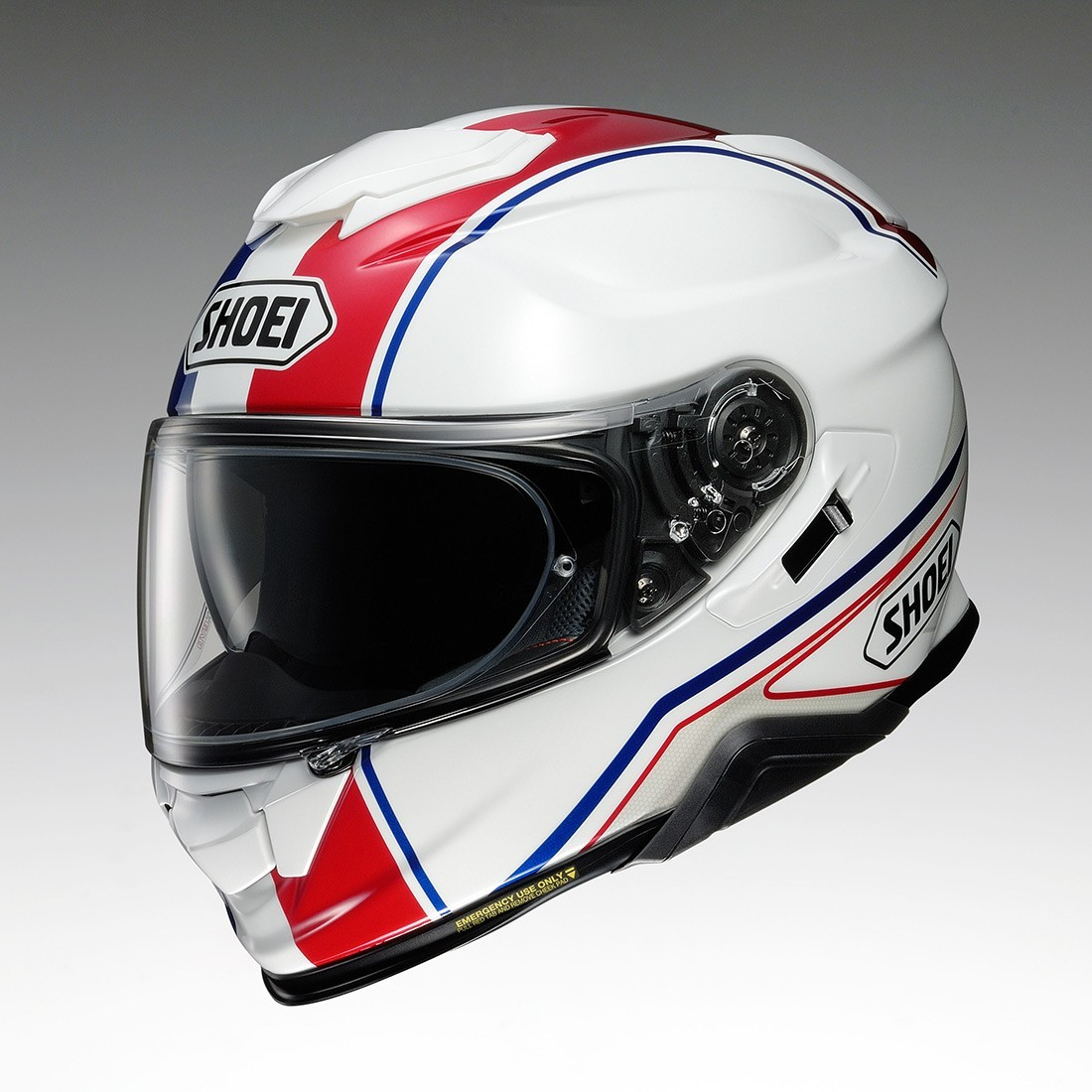 CAPACETE SHOEI GT-AIR II PANORAMA TC-10 - Com Anti-Embaçante