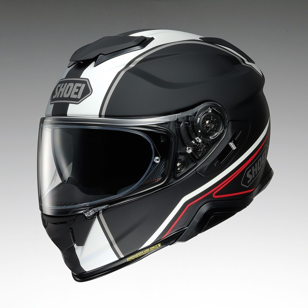 CAPACETE SHOEI GT-AIR II PANORAMA TC-5 - Com Anti-Embaçante