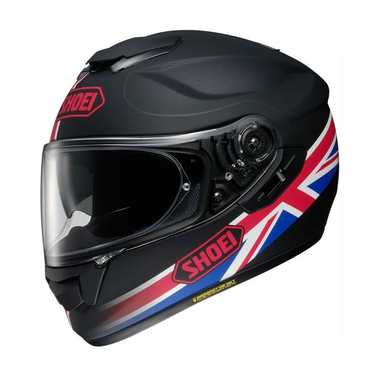 Capacete Shoei GT-Air Royalty TC-1 Preto/Vm/AZ C/ Pinlock! - SUPEROFERTA!   - Nova Centro Boutique Roupas para Motociclistas