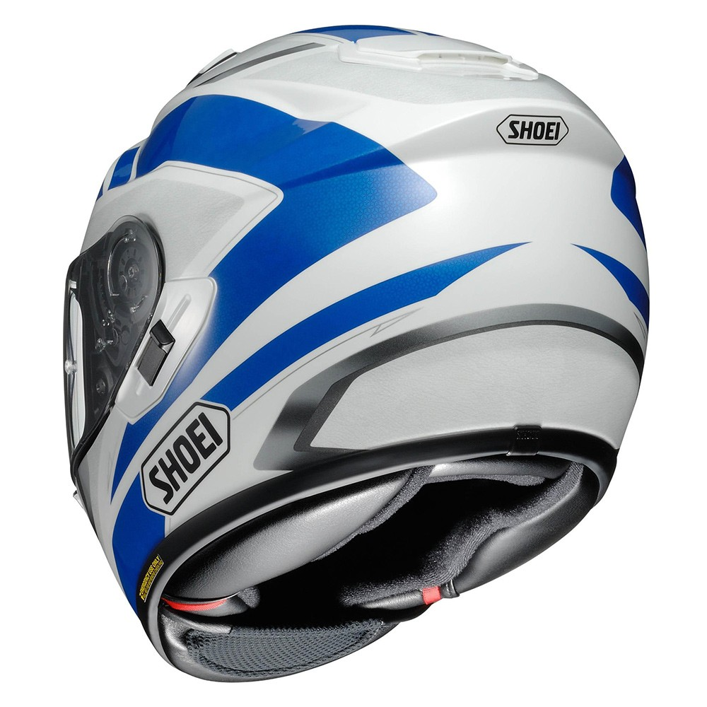 CAPACETE SHOEI GT-AIR Swayer TC-2 c/ Pinlock Anti-Embaçante! - SUPEROFERTA!   - Nova Centro Boutique Roupas para Motociclistas