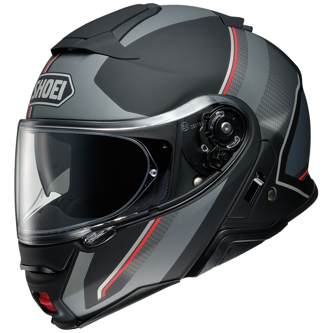 Capacete Shoei Neotec 2 Excursion TC-5 Escamoteável (SÓ 62)