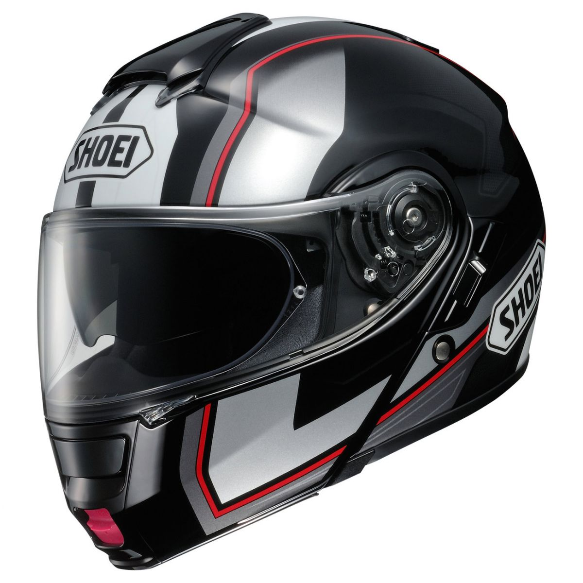 Capacete Shoei Neotec Imminent TC-5 Escamoteável - SUPEROFERTA!