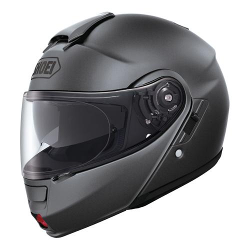 CAPACETE SHOEI NEOTEC - MATT DEEP GRAY  - Nova Centro Boutique Roupas para Motociclistas
