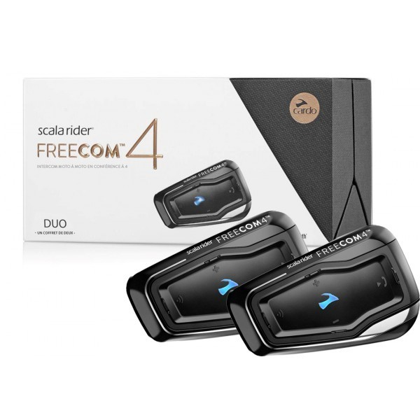 Intercomunicador Scala Rider FreeCom 4 DUO