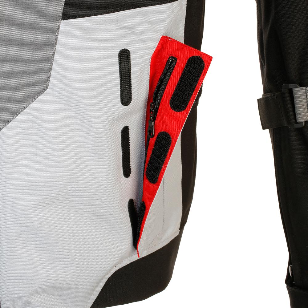 JAQUETA SPIDI X-TOUR H2OUT BIG TRAIL  - Nova Centro Boutique Roupas para Motociclistas