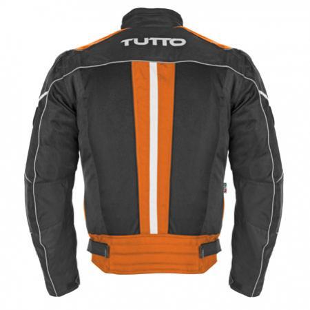 Jaqueta Tutto Moto Lucca Laranja (SOB CONSULTA)  - Nova Centro Boutique Roupas para Motociclistas