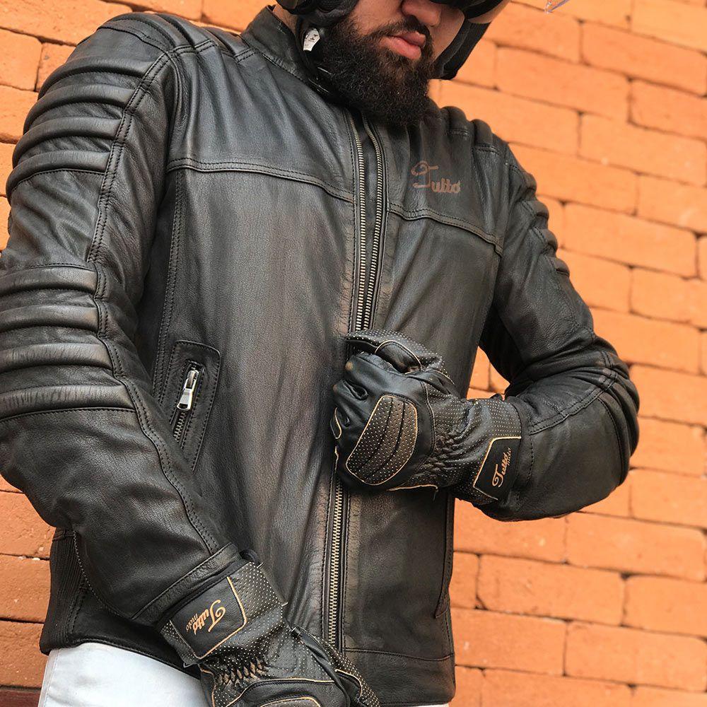 Jaqueta Tutto Moto Mad Max em Couro  - Nova Centro Boutique Roupas para Motociclistas