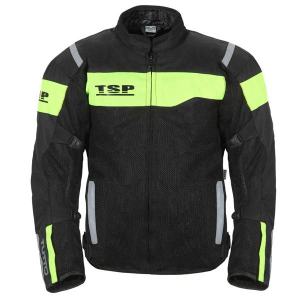 Jaqueta Tutto TSP Fluor Air Flow Impermeável  - Nova Centro Boutique Roupas para Motociclistas